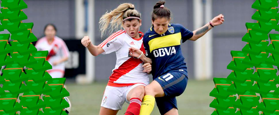 La inversión como primer paso para consolidar el fútbol femenino
