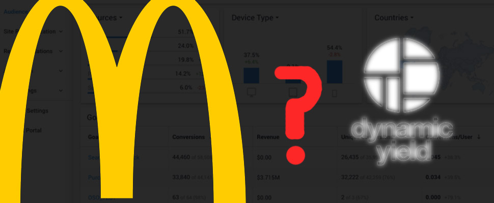 McDonald's surprises with a technological purchase of USD $300 million