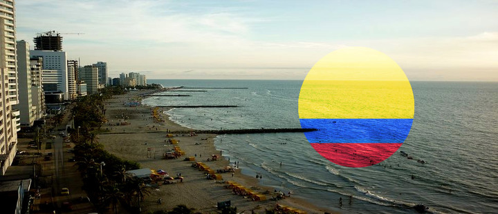 Colombia could lose 17,000 hectares of beach by 2040