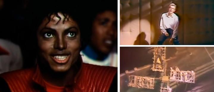 'Thriller' de Michael Jackson y otros 5 de los videos musicales más costosos