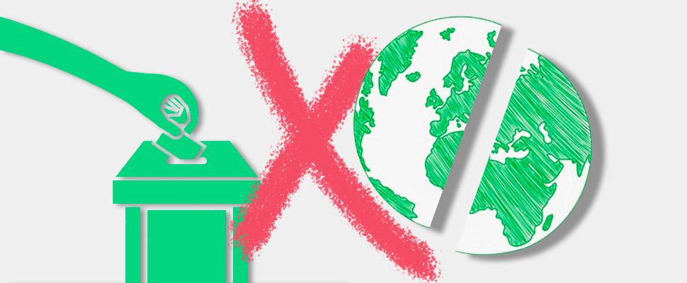 Índice de Democracia Mundial: 55 % del mundo no tiene verdadera participación