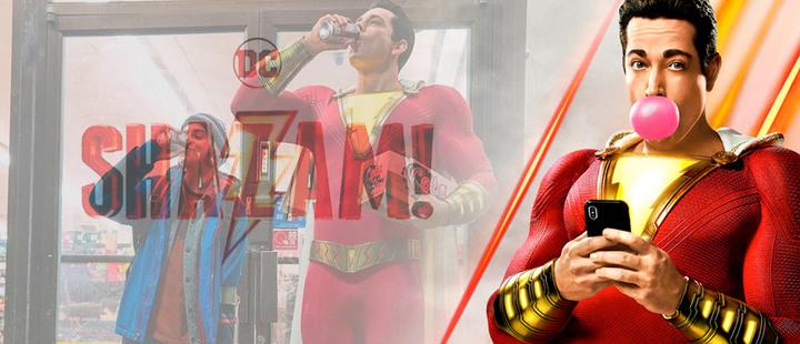 Shazam!: el 'verdadero' Capitán Marvel que busca superar a Aquaman