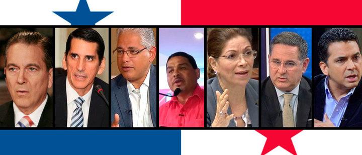 Elecciones en Panamá: conozca a los candidatos presidenciales