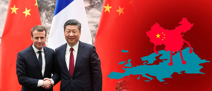 China takes Europe: what the global governance forum left