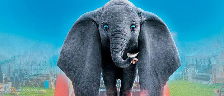 Todo lo que hay que saber sobre el nuevo Dumbo