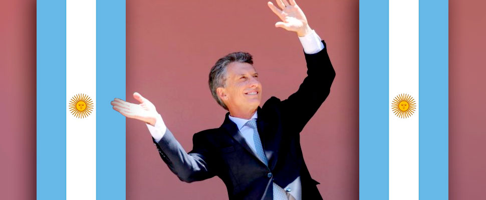 Argentina: Macri va por su segundo mandato
