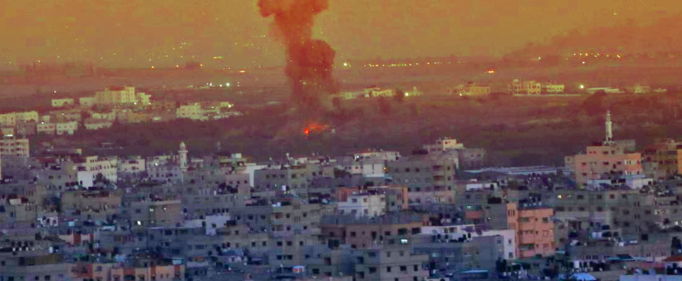 Gaza Strip: What are the reasons for the recent bombings?