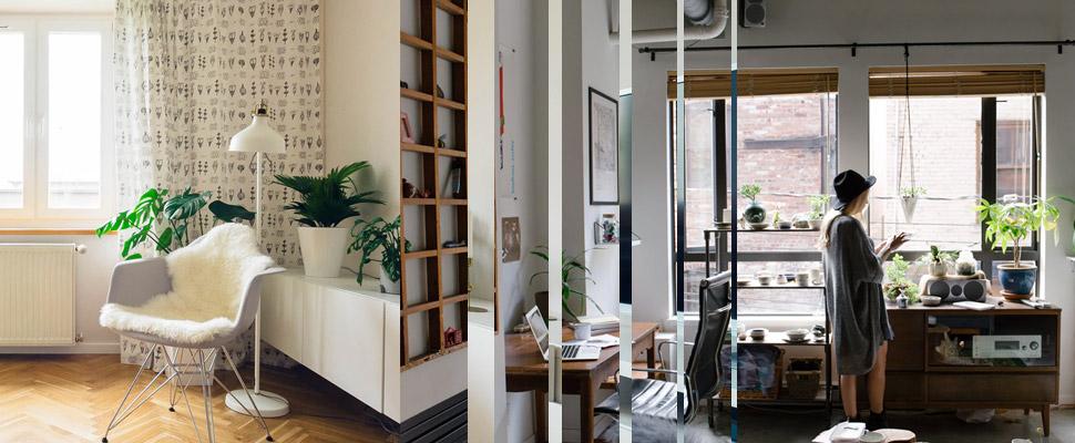 How do millenials' apartments look?