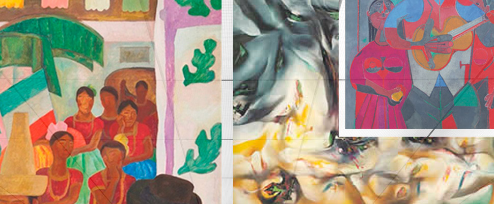 Estas son las 4 obras de arte latinoamericano más caras