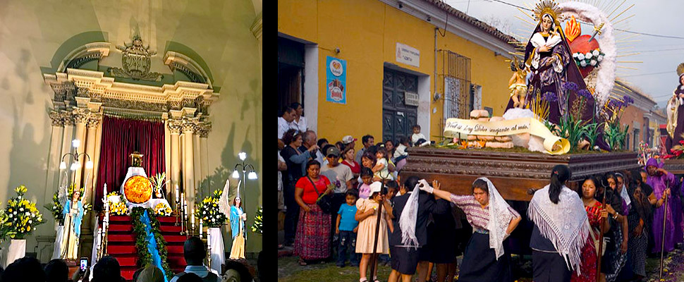 Five must-see Latin celebrations at Easter