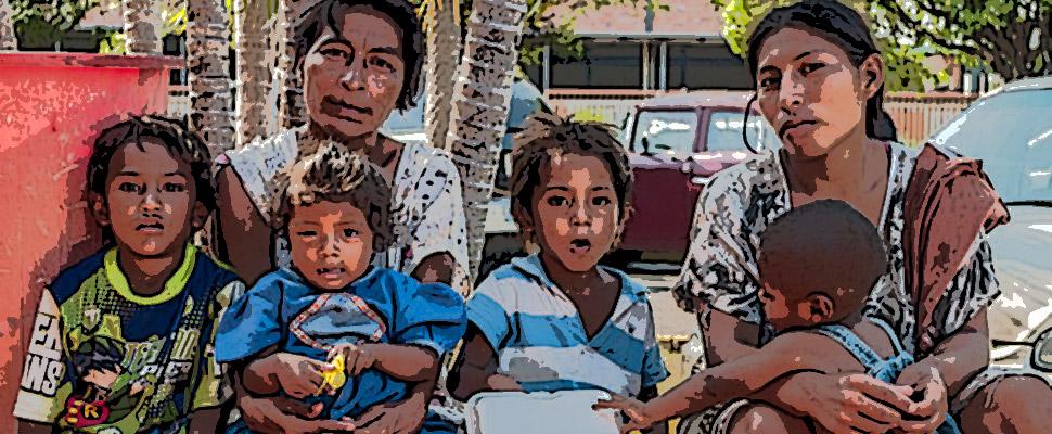 Los países donde más sufren los niños por conflictos internos