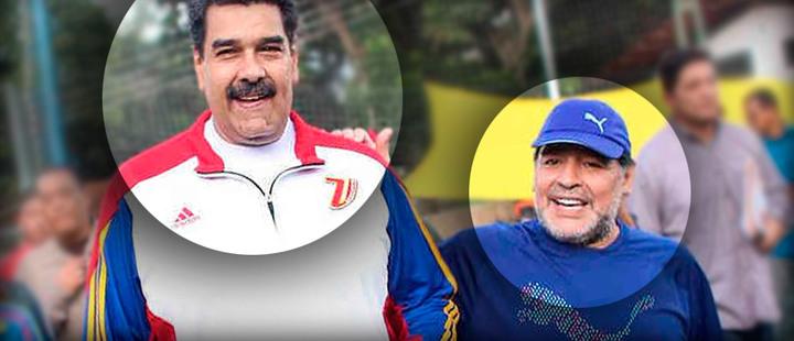Las políticas anti-imperialistas de Maradona