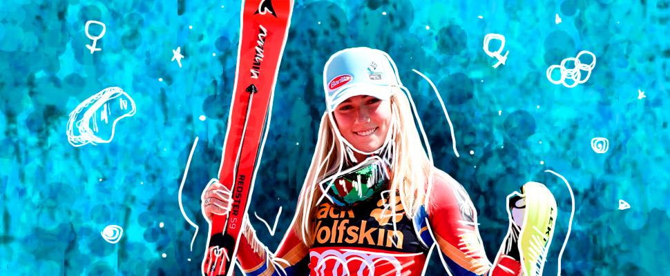 Mikaela Shiffrin: una hazaña deportiva que la proyecta a lo más alto