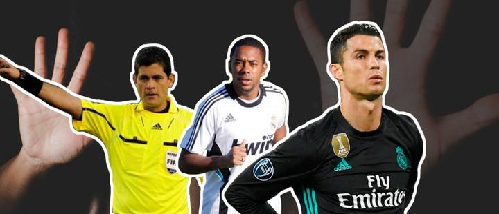 ¿Abusos en el fútbol? Cristiano Ronaldo no es el único