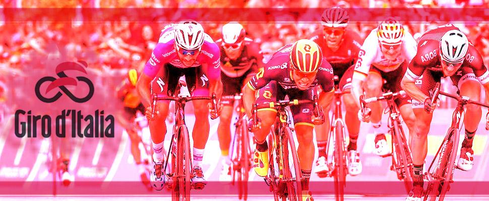 Allí viene el Giro de Italia, aquí los detalles de la primera 'grande'