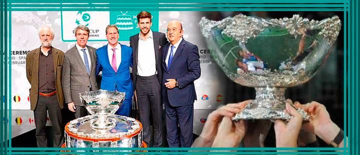 La nueva Copa Davis traerá consigo una revolución publicitaria