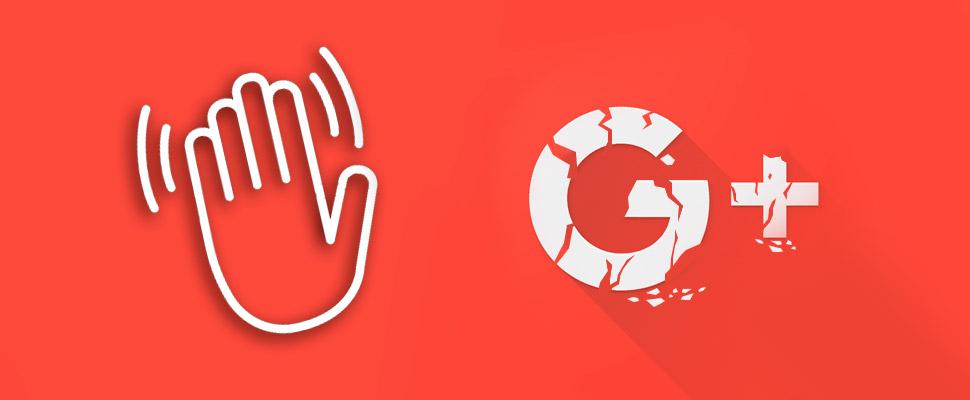 ¿Por qué se cerró Google+?