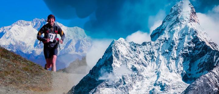 Himalayan 100 Mile Strage Race: una carrera para vislumbrar el Everest