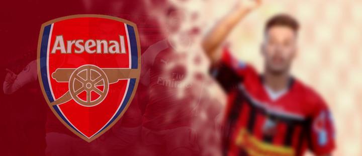 Arsenal has already laid eyes on this Brazilian star