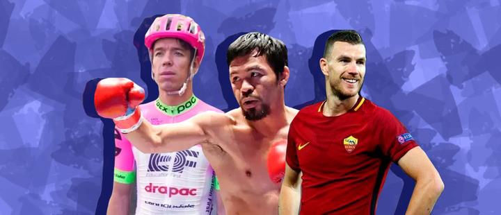 Atletas que superaron la pobreza y la violencia para llegar a la élite
