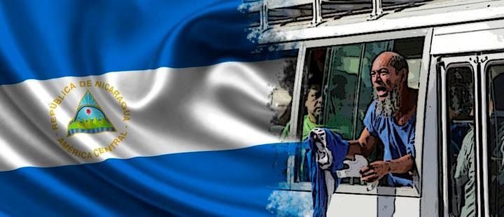 Nicaragua: 50 manifestantes fueron liberados