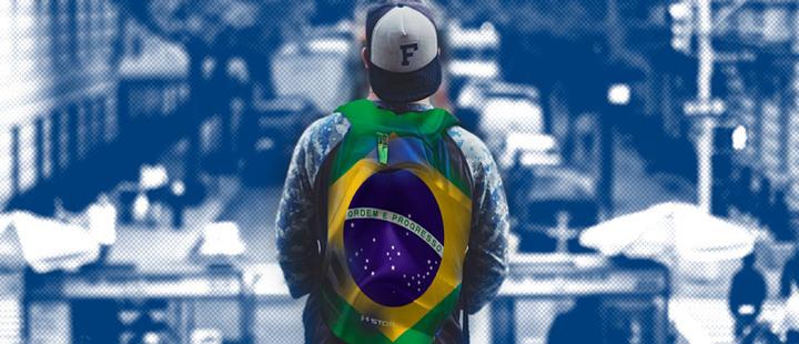Brasileños vuelven a emigrar