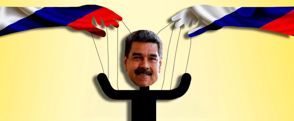 Russia and its strategy with Venezuela