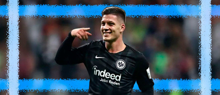 Who is Luka Jovic? The goal scorer that everyone wants in Europe