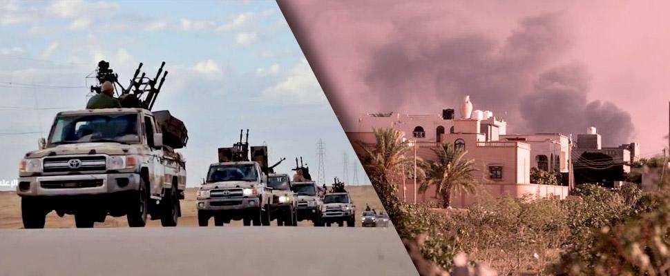 La guerra en Libia está a punto de estallar