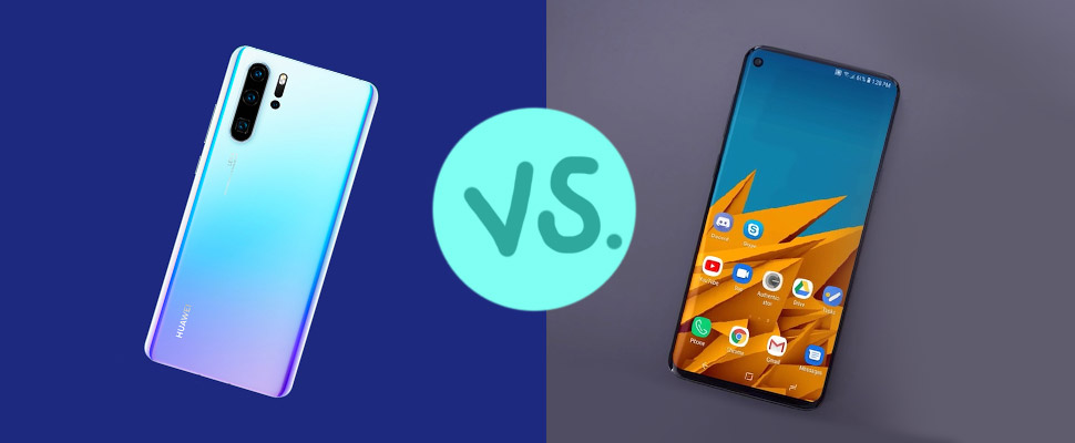 Samsung vs. Huawei: compete with the new!