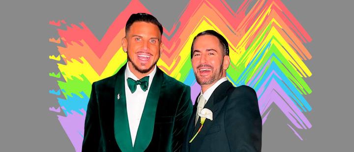 ¿Qué necesitas para casarte con tu pareja del mismo sexo si no eres Marc Jacobs?