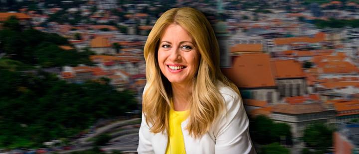 Zuzana Caputova: the Slovak woman who defeated European populism