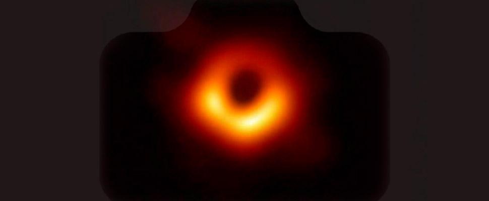 La primera fotografía de un hoyo negro