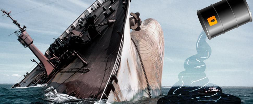The 10 worst oil spills