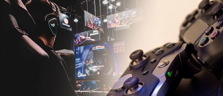 Gamers: from a hobby to professional sport