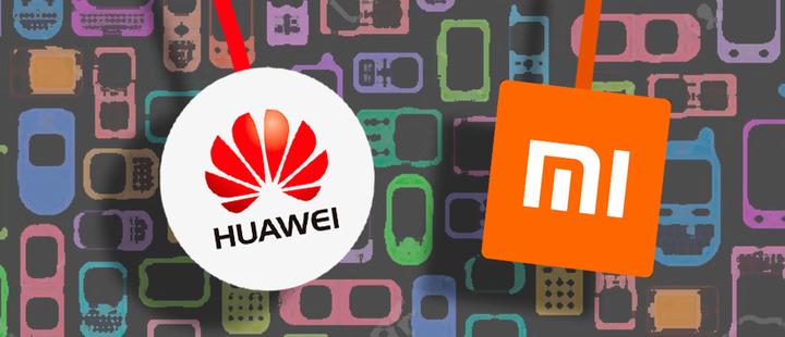 Las grandes empresas chinas se adueñan del mercado de smartphones