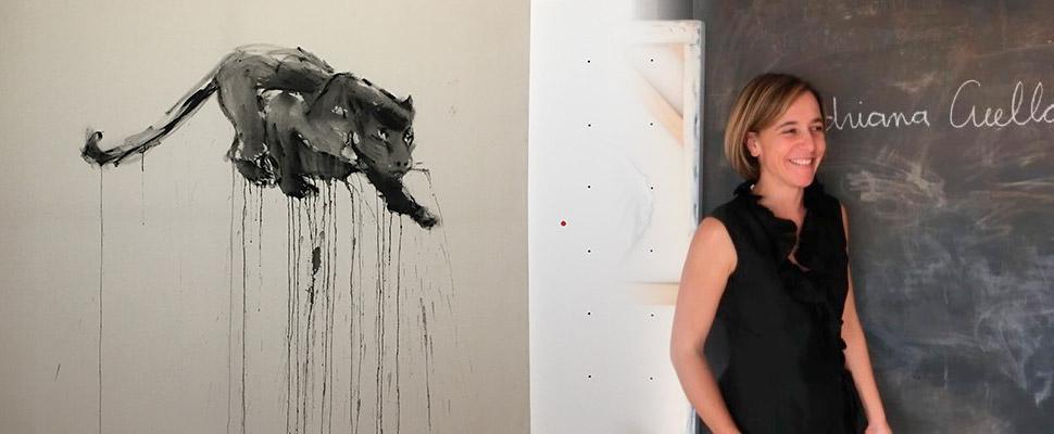 Adriana Cuellar: la artista colombiana que debes conocer