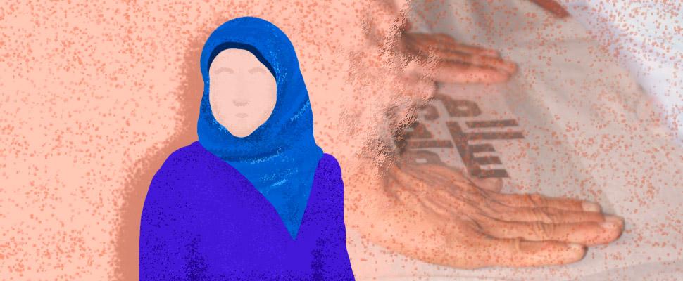 Una joven musulmana que rompe barreras culturales