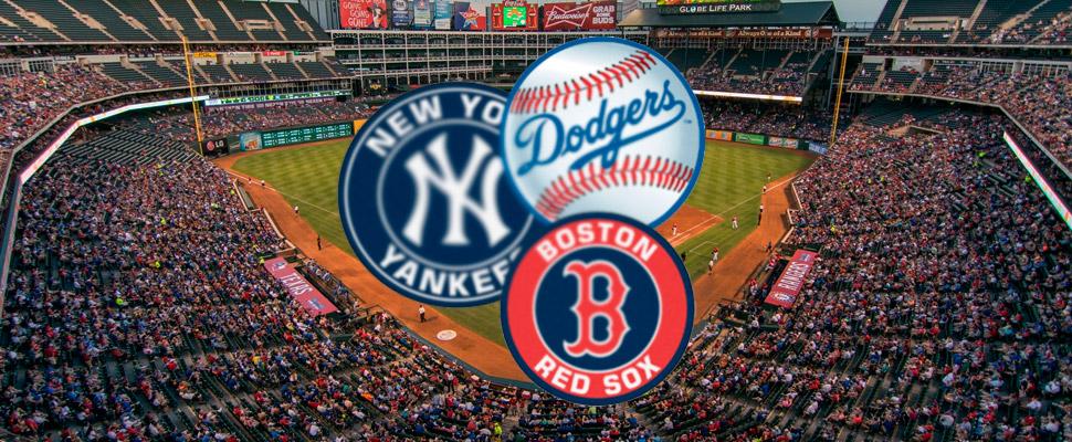 ¿Cuáles son los equipos más valiosos de la MLB?