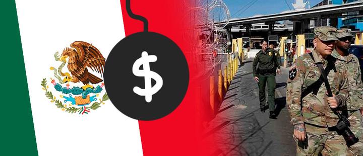 ¿Qué le esperaría a la economía mexicana en caso de un cierre fronterizo?
