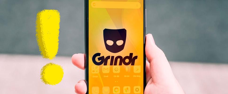 ¡Los dueños de la App Grindr están en problemas!