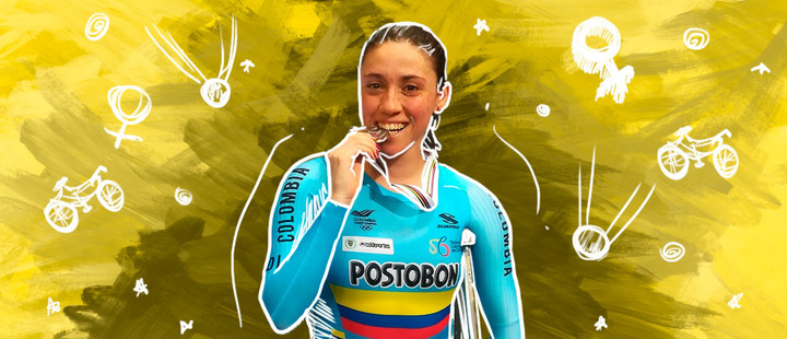 Leidy Ramírez and her great goal: the Tokyo 2020 Paralympic Games