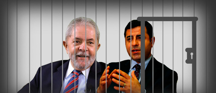Not even jail stops them! 3 candidates who campaigned from jail