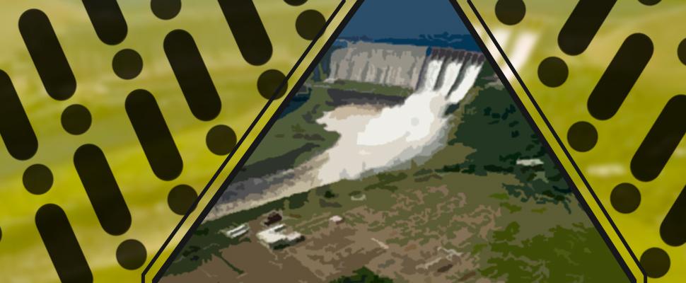 Venezuela: los efectos del Niño amenazan con paralizar la represa del Gurí
