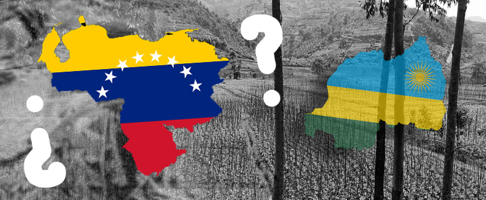 Venezuela: lessons of the Rwandan genocide