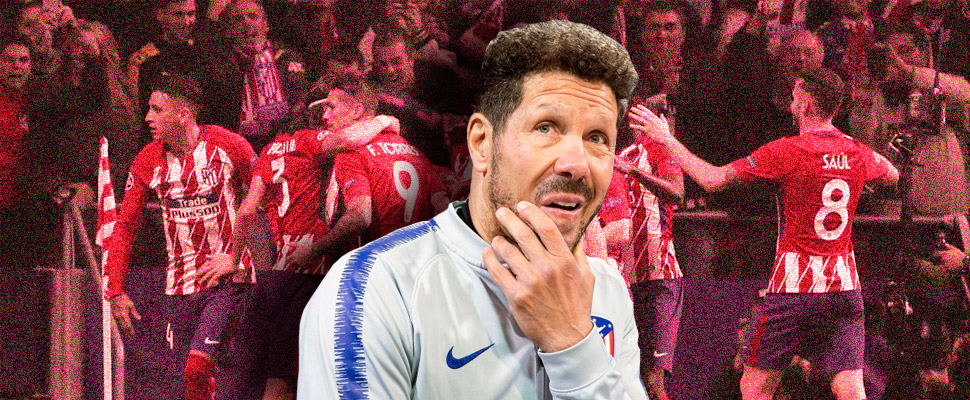 Simeone and Atlético de Madrid: bad panorama for 2019-20?