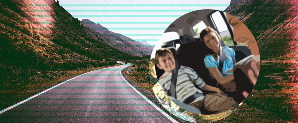 ¿Qué jugar en el carro mientras viajas con tus hijos?