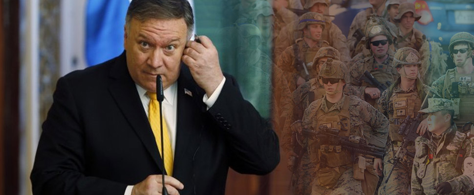 Mike Pompeo: Is a military intervention approaching?