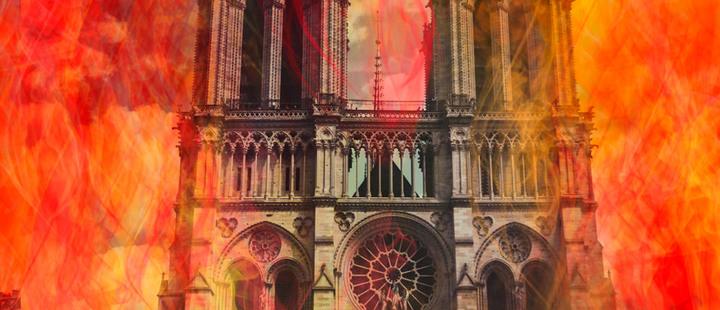 Notre Dame: un patrimonio en llamas