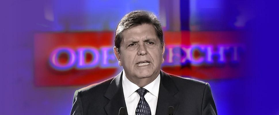 Alan Garcia dies